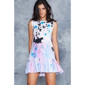 BlackMilk Out of Gravity Friller Dress, Small
